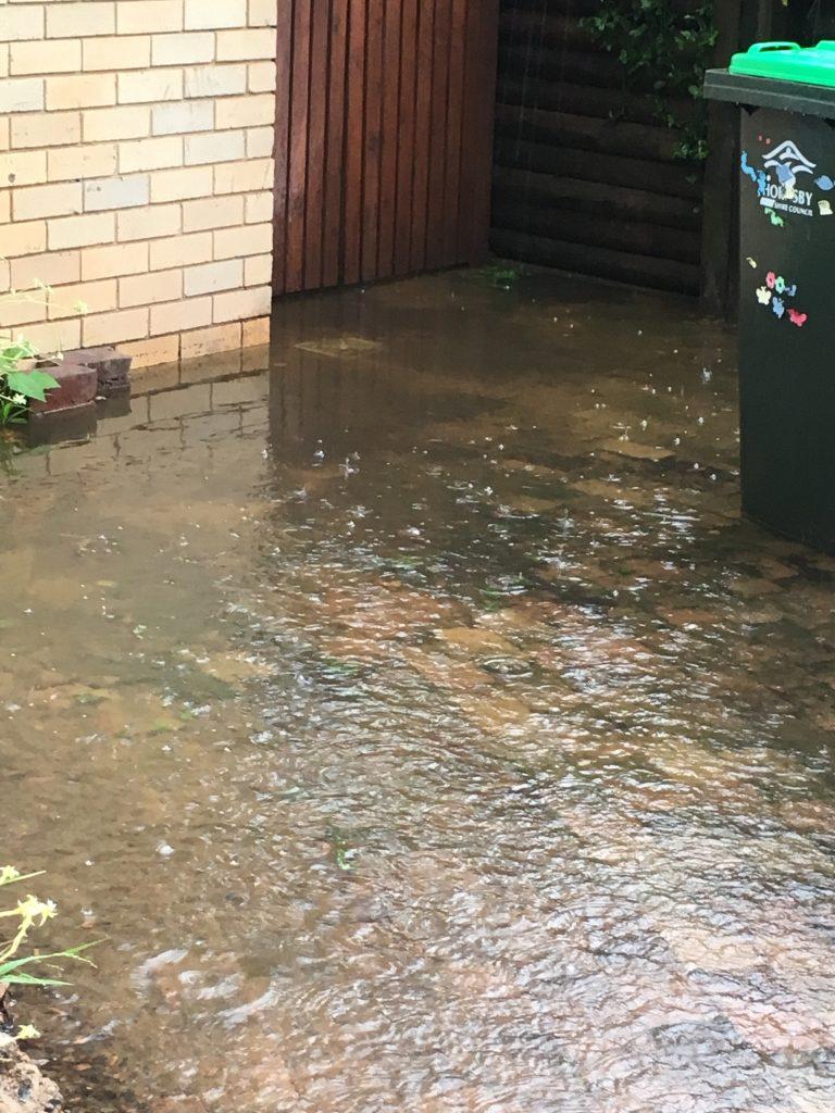 Stormwater-Flood
