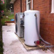 Hydronic Heat Pump